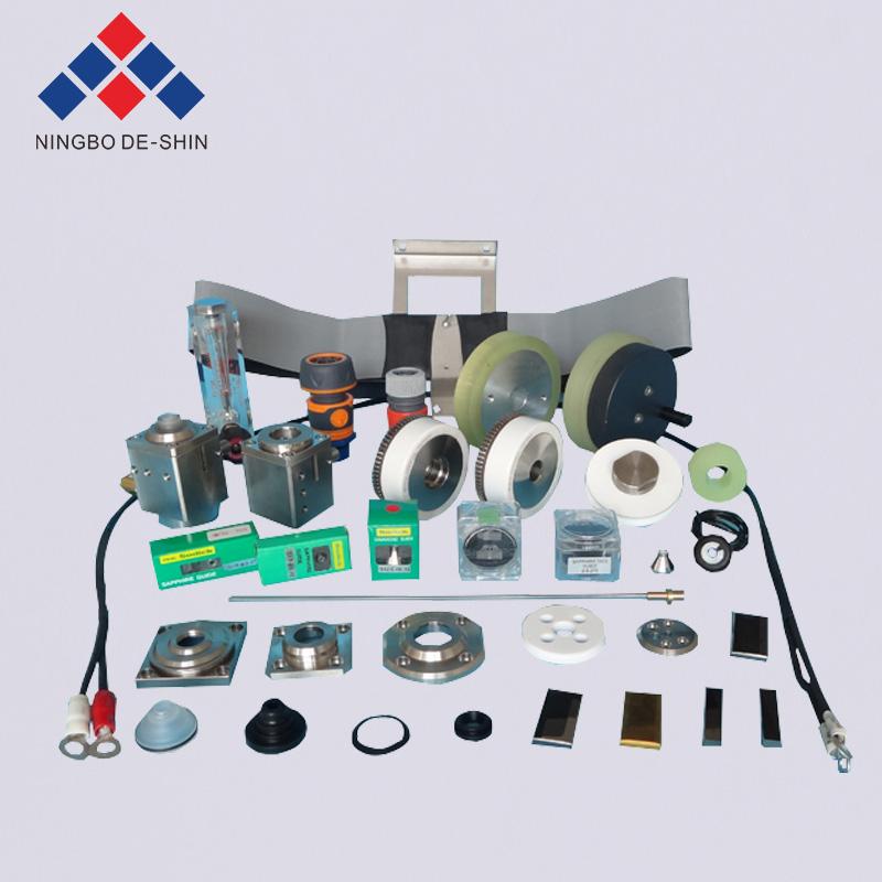 High Quality Cnc Mechanical Part - sodick – De-Shin