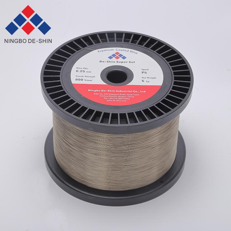 Super Cut beschichteter Draht - China Ningbo De-Shin Industrie