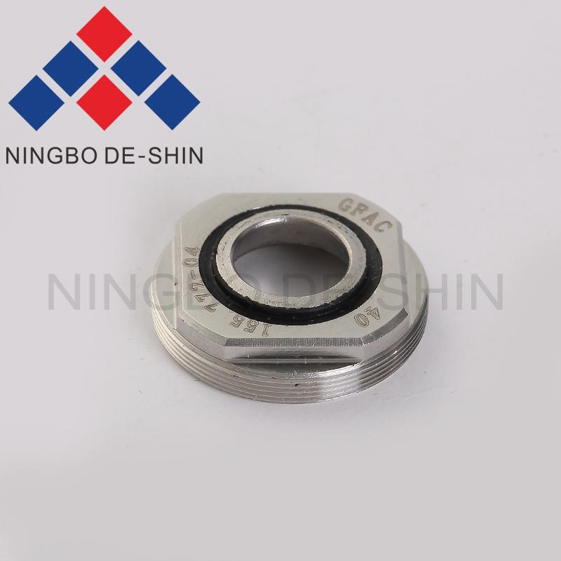 Agie A202 Diaphragm, flush nozzles 155.772, 155.772.7, 590155772