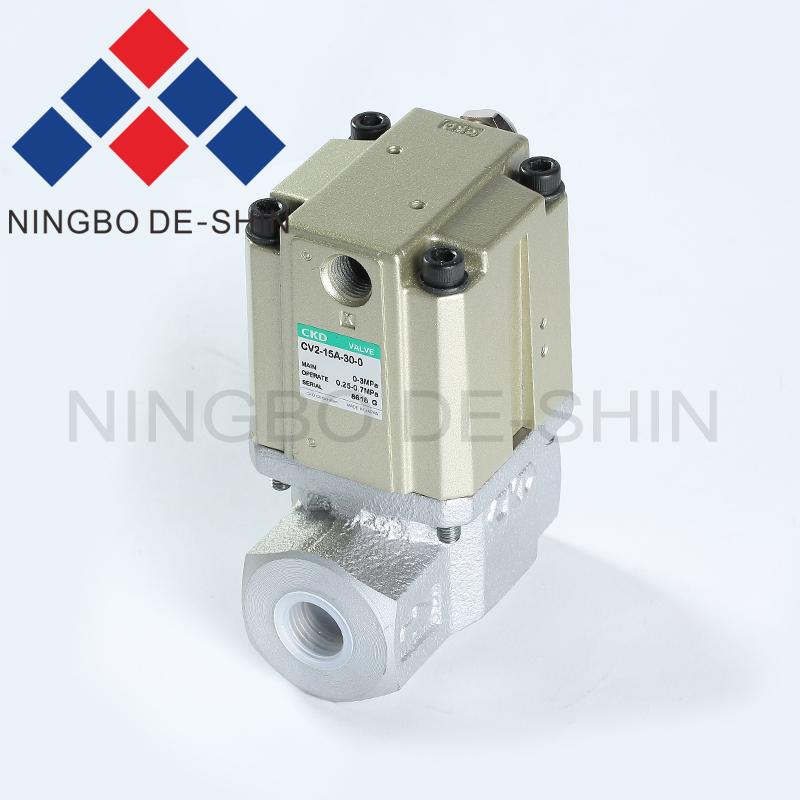 CKD value CVE2-15A-30-0