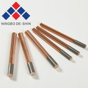 EDM Taping Electrode