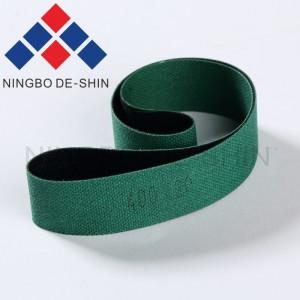 Charmilles 0.7 x 20 x 400 mm Flat belt LG, Conveyer belt 135016871