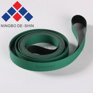 Charmilles 0.7 x 20 x 5250 mm Conveyer belt 200447768, 445.040, 100445040, 447.768
