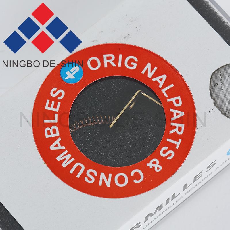 Charmilles C0031 Carbon brush for tachometer 1 pc 200010031, 010.031 For tacho of ABB/BBC/NIDEC motor Charmilles