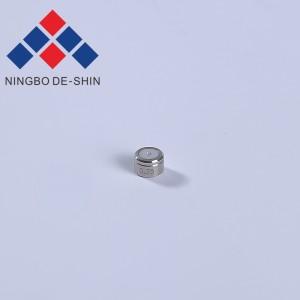 Charmilles C101 0.25mm Steel Casing Upper Diamond Guide 100432511, 430.585, 437.511, 200432511, 432.511