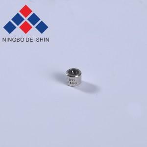 Charmilles C102 0.30mm Steel Casing Lower Diamond Guide 200432814, 432.814