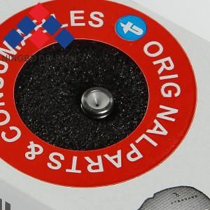 Charmilles C102 0.25mm Steel Casing Lower Diamond Guide (D5.0*4T) 100430586, 430.586