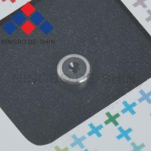 Charmilles C102 ceramic casing with black diamond Lower Diamond Guide 0.30mm 200432814, 432.814