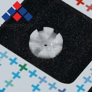 Charmilles C208 Diffuser ceramic, rethreading nozzle ceramic 100431958, 431.958