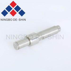 Charmilles C313 Shaft for left pinch roller OD17/12 X L77MM 130004943, 130003226