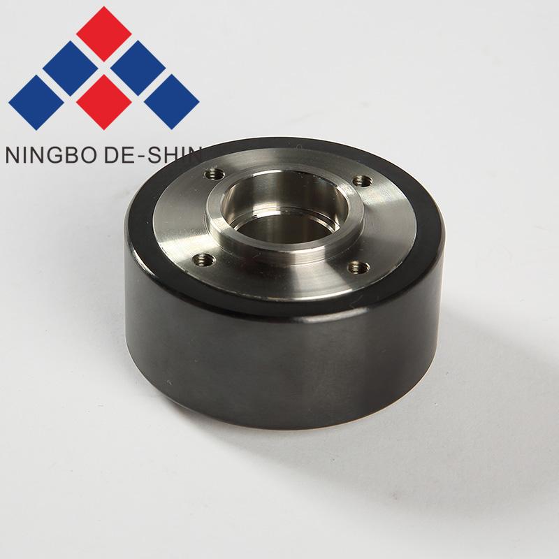 Excetek M405 black ceramics pinch roller 57*19*32t X053C779G51, M1096, 33663