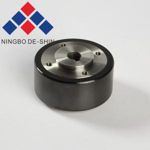 Excetek M406 black ceramics capstan roller 57*10*32t X053C778G51, M1094, 33664