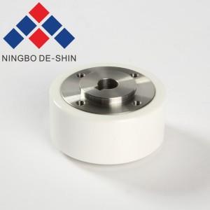 Excetek M406 white ceramics capstan roller 57*10*32t X053C778G51, M1094, 33664