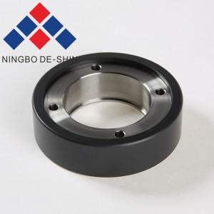F421, F417 Fanuc Pressure roller, Pinch roller 80D x 47d x 22T A290-8119-X382