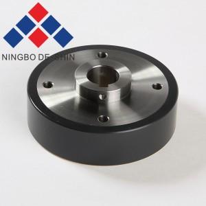 F422, F418 Fanuc Drive roller, feed roller, Capstan roller 80D x 17d x 22T A290-8119-X383