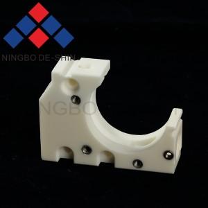 Fanuc F404-1 Wire guide block, Lower guide block 69*51*20mmT A290-8110-Y770
