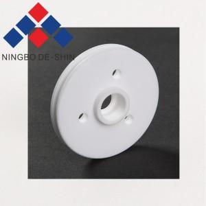 Fanuc F413, F401 sub roller ceramic 49×6.5x6mm A290-8004-X713