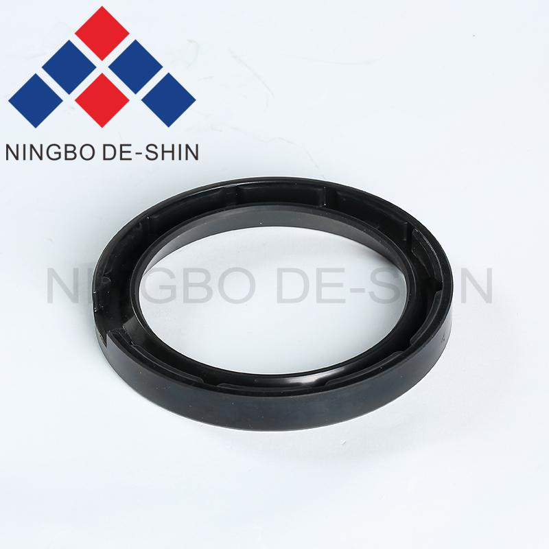Fanuc V-packing, seal OD115*87*14mm A98L-0001-0972, A97L-0201-0366/AC3879EO, A97L-0201-0366#AC3879EO