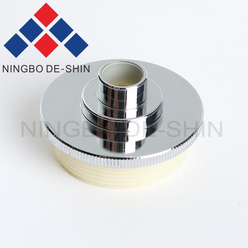 Makino Nozzle protection, Nozzle guard type-8, Ø12mm 18EC130A401, 18EC130A401=2, 18EC130A401=1