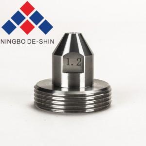 Makino jet nozzle 1.2mm 33EC085A202