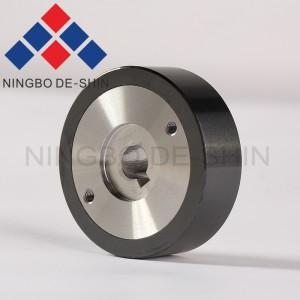 Mitsubishi M408 Drive roller, Capstan Roller in ceramics 57*10*18t M1536, X058D339G51, 57664, DA83400