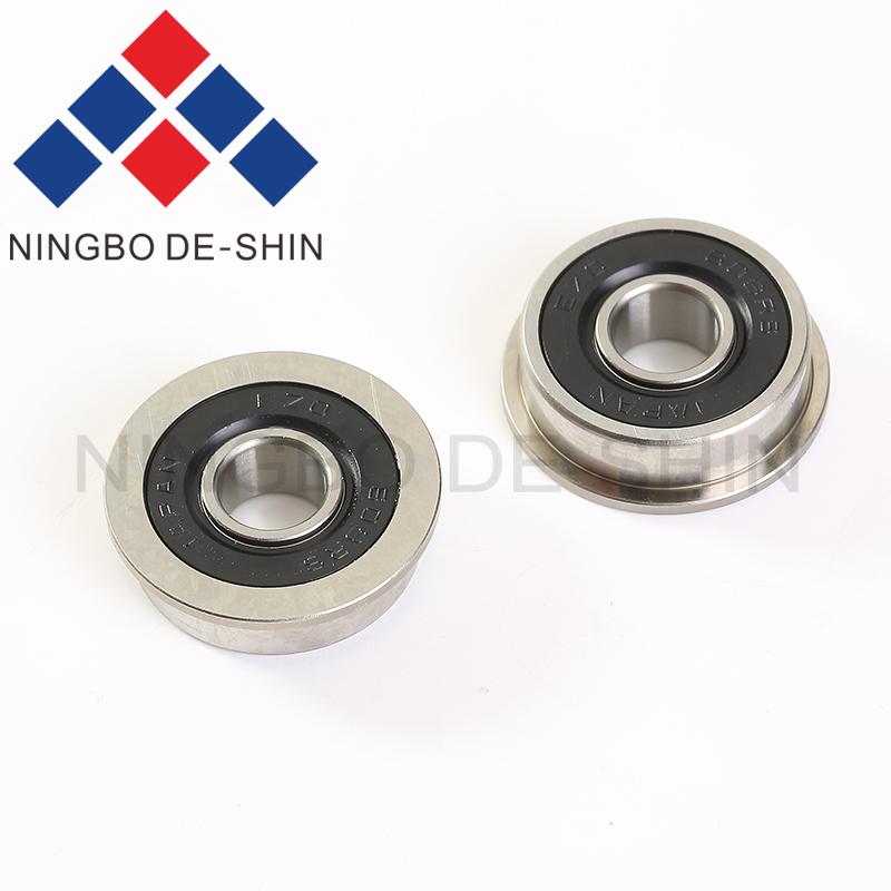 Mitsubishi M422 Bearing for ceramic roller M421, bearing 608V, Bearing F608 P840F000P69, P840F000P35, S840F000P35, XBRRD-F608HDD, DB79000, M1904, M1743