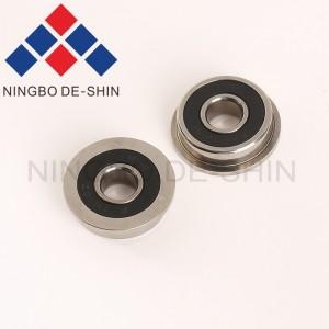 Mitsubishi M457 Japan imported NMB Ball bearing SSRF 1970 DD OD22/19 X ID7 X 6MMT M680, S859N319P33, 16130, DA18900