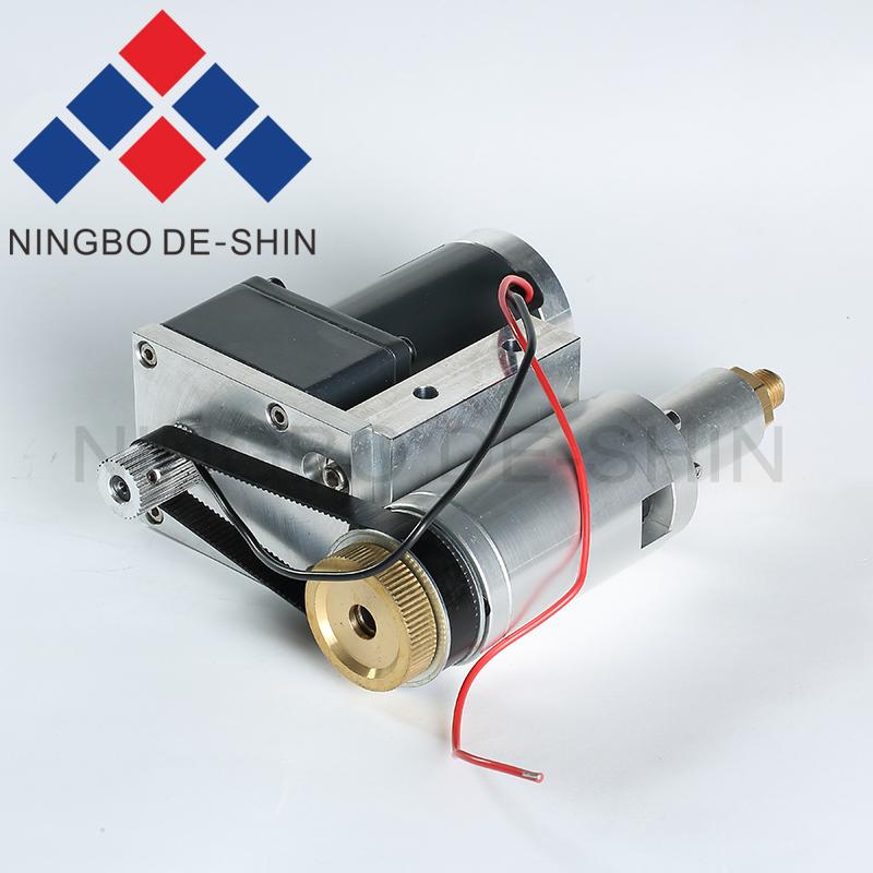 Rotary head with motor 24V for ZHONGGU EDM drilling machine