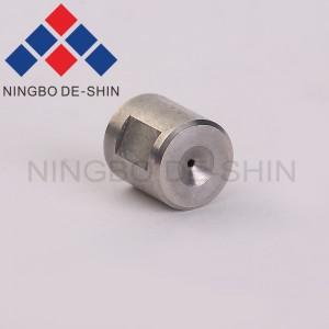 Product name: Sodick K1C Pipe guide stainless steel Ø 2.50 mm for tube Ø 2.40 mm 3563411, 0224019 Size: 2.5mm Application: Sodick K1BL, Sodick K1BN, Sodick K1CN, Sodick K1CS, Sodick K2CN, Sodick K2...
