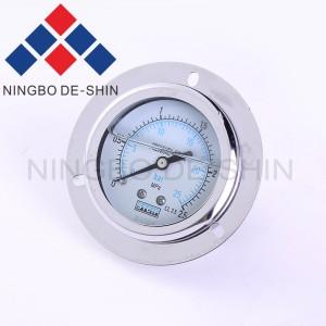 Sodick Manometer DU-1 / 4-60 3.5MPA 2062319, 452849