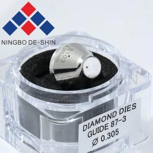 Sodick S103 Lower Diamond Guide 0.305mm 87-3, 90-3, 90-5, FJ type 3081915