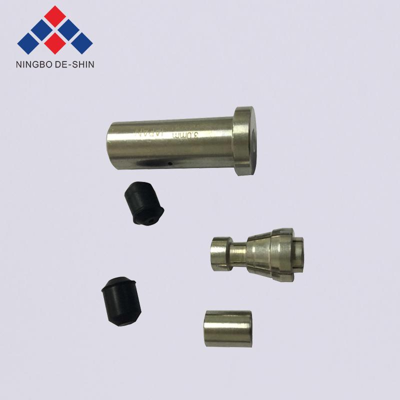 OEM China Customized Cnc Machining Parts High Quality - S140 Tube Guide Set – De-Shin
