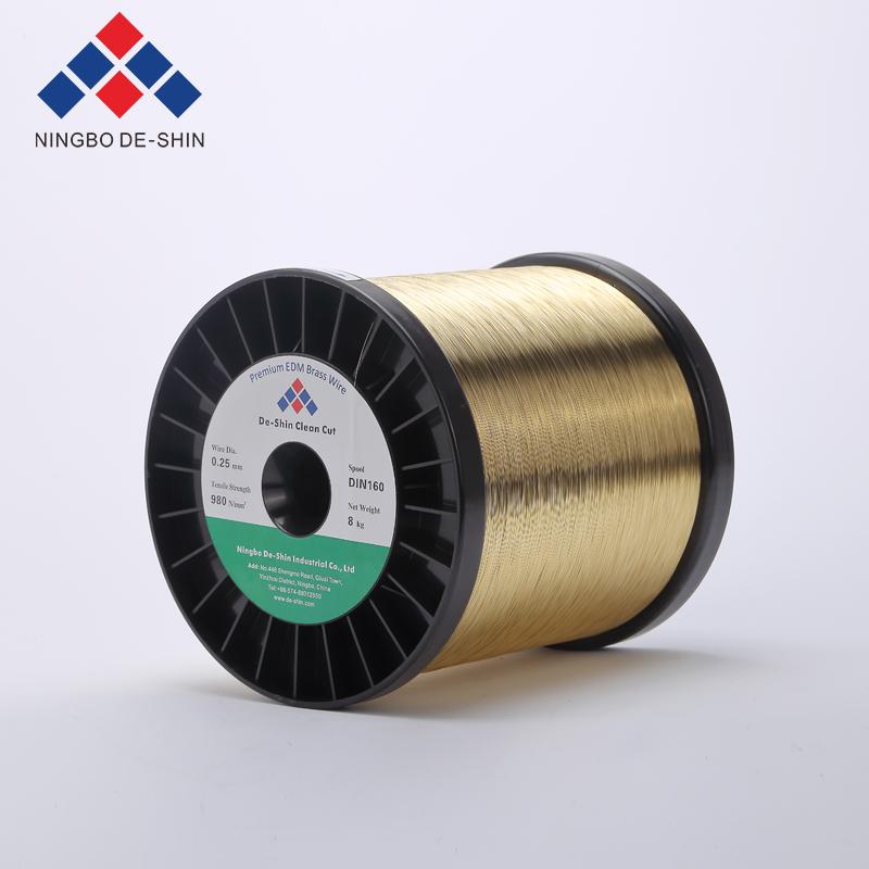 Clean Cut Messingdraht - China Ningbo De-Shin Industrie